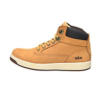 Site Touchstone Men's Honey Safety boots, Size 8