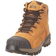 Site Tufa Men's Honey Safety boots, Size 8