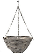 Smart Garden Sable willow Hanging basket, 35cm