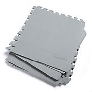 Soft grey Floor protector