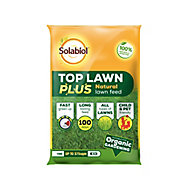 Solabiol Top lawn plus Lawn treatment 375m² 15kg