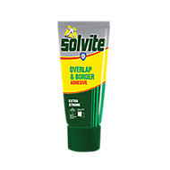 Solvite Connector Ready mixed Overlap & border Adhesive 0.24kg