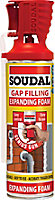Soudal Beige Gap filling Expanding foam 500ml