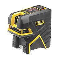 Stanley FatMax 45m 5 spot & cross Laser level