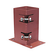 Steel Post support (W)80mm