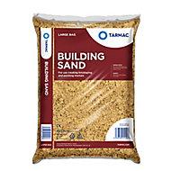 Tarmac Building sand, Large Bag