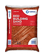Tarmac Red Building sand, Large Bag