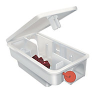 The Big Cheese Rat & mouse Killer Bait station, Pack of 3