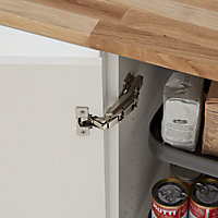 Titus Soft-close 165° Wide-angle Cabinet hinge, Pair