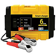 Torq 6A Car Battery charger