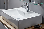 How to unblock a basin
