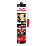 UniBond No more nails White Grab adhesive 280ml