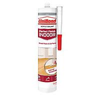 UniBond Perfect finish Grey Floor Sealant, 300ml