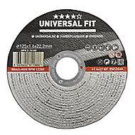 Universal Cutting Cutting disc (Dia)125mm