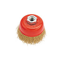 Universal Fit 75mm Wire cup brush
