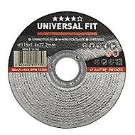 Universal Metal Cutting disc (Dia)115mm
