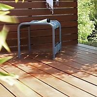 V33 Clear UV resistant Decking Wood oil, 5L