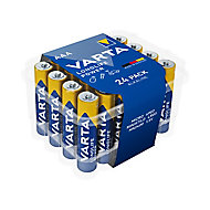 Varta Longlife Power Non rechargeable AAA Battery, Pack of 24