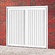 Vermont Made to measure Framed Retractable Garage door