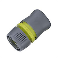 Verve Green & grey Hose pipe connector (W)34mm