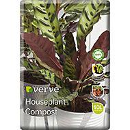 Verve Peat-free Houseplant Compost 10L