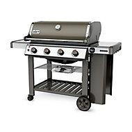 Weber Genesis® II E410™ GBS™ Grey 4 burner Barbecue
