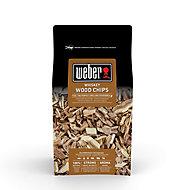 Weber Whiskey oak Kindling