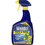 Weedol Path & patio Weed killer 1L 1.01kg