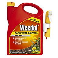 Weedol Power sprayer rapid Weed killer 5L 5kg