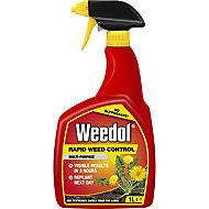 Weedol Rapid Weed killer 1L 1.01kg