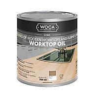 WOCA DK Natural Satin Worktop oil, 750ml