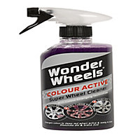 Wonder Wheels Valeting Restorer, 600ml