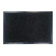 XXL Utility Ribbed Grey Mat (L)1.2m (W)0.8m