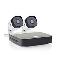 Yale Essentials 1080p 4 camera CCTV kit