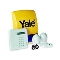 Yale HSA series Wireless Intruder alarm kit B-HSA6410