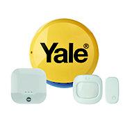 Yale IA range Wireless Intruder alarm kit IA-310