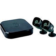 Yale Smart Home 1080p 2 camera CCTV DVR kit