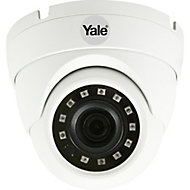 Yale SV-ADFX-W Wired 1080p White Indoor & outdoor CCTV camera